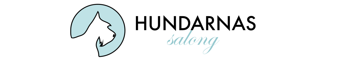 Hundarnas Salong logotype